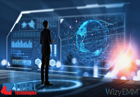 Solution for mobile device management - WizyEMM