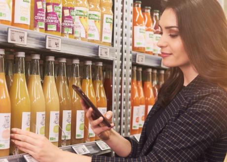 Electronic Shelf Labels Solution