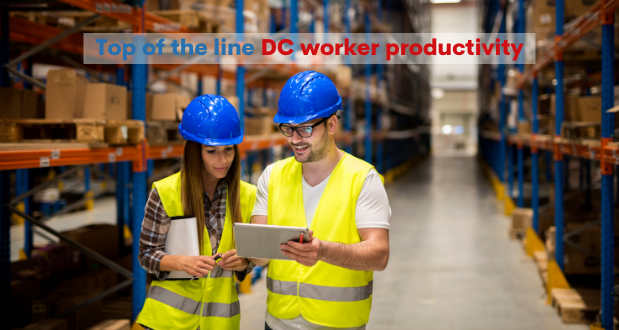 Top of the line DC worker productivity