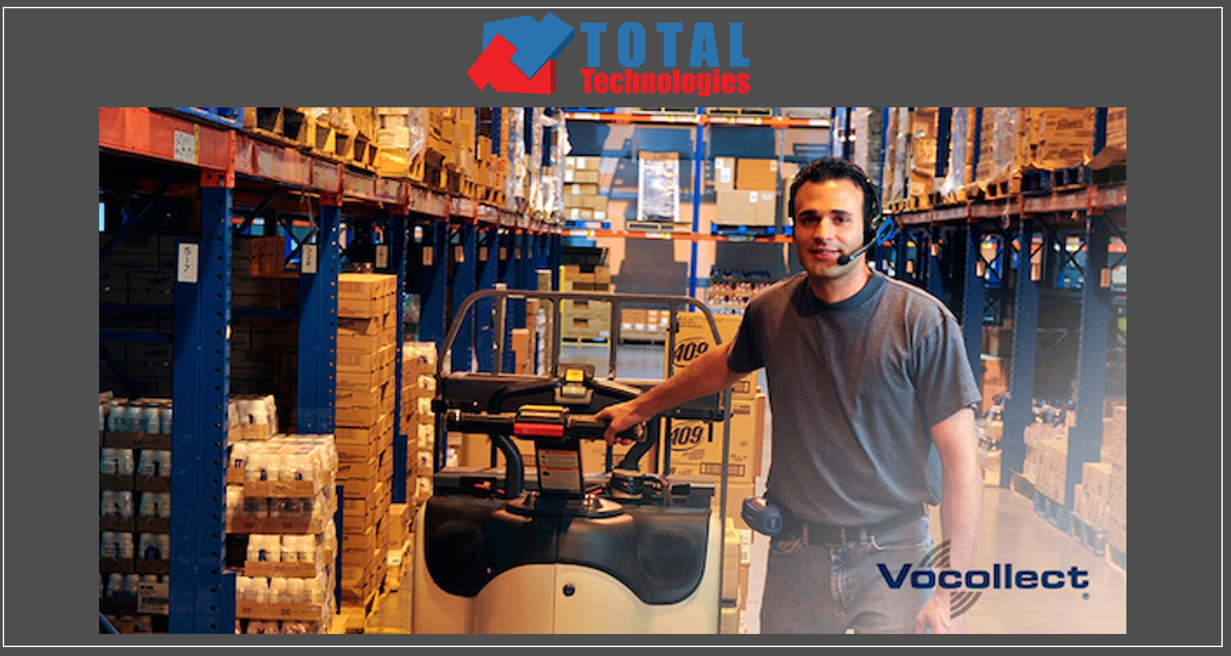 Total Technologies attended the annual meeting of Vocollect partners from Europe