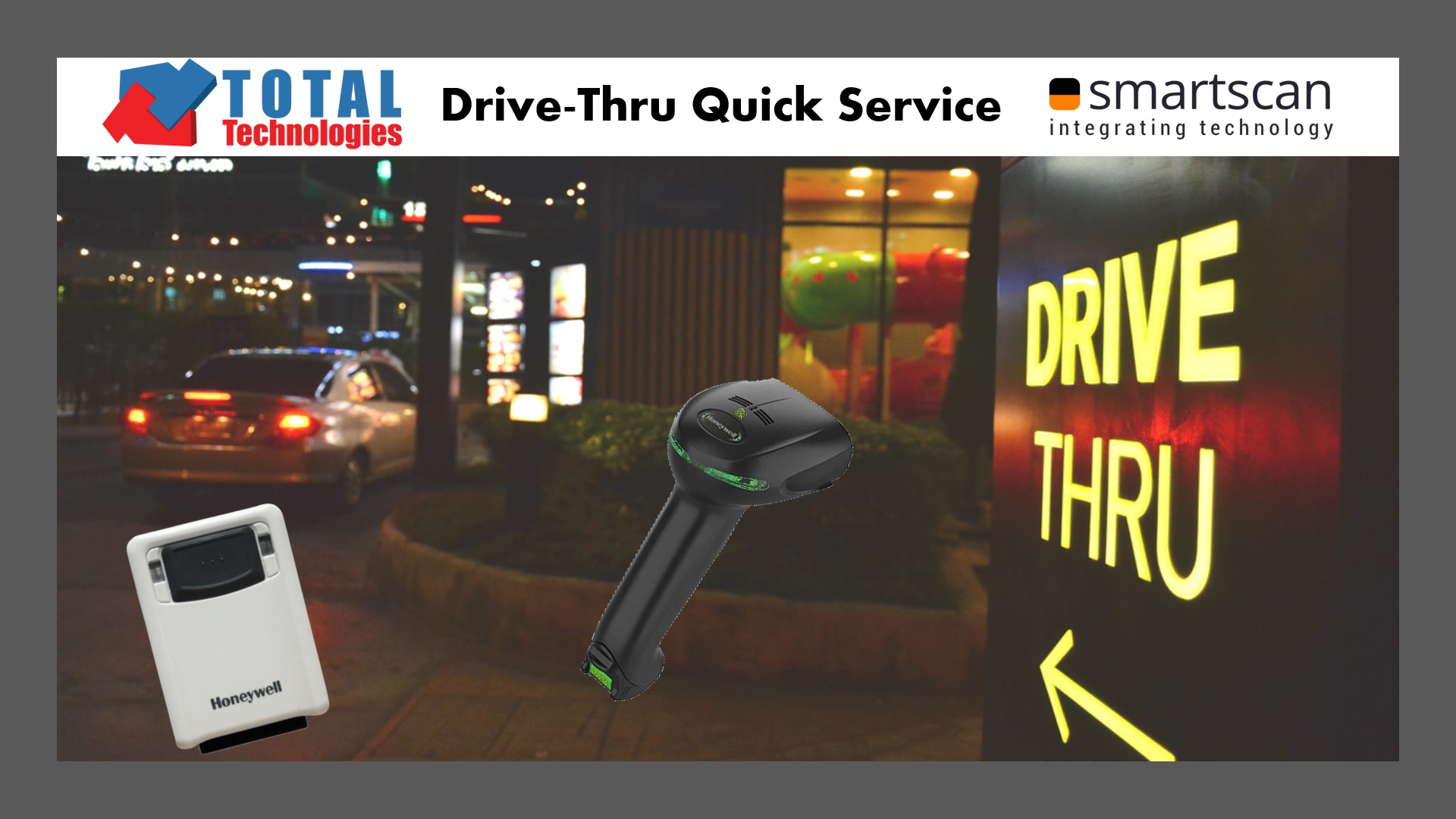 HOW MANAGES DRIVE TYPE RESTAURANTS ''THRU/IN'' SOCIAL DISTANCE
